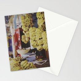 Banana city, Morocco Stationery Cards