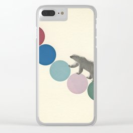 High Climber Clear iPhone Case