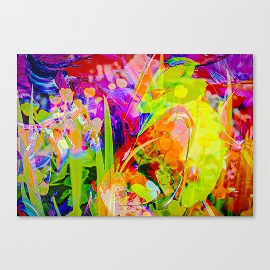 Abstract - Perfektion 91 Canvas Print