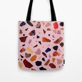 Terrazzo Rosé Tote Bag