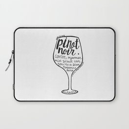Pinot Noir Laptop Sleeve