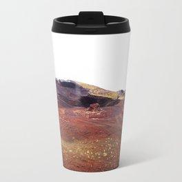 Rainbow rocks, Iceland Travel Mug