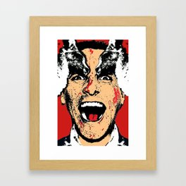 Attack, Attack Framed Art Print