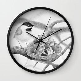 Babies Wall Clock