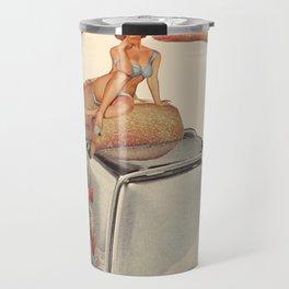 Breakfast time Travel Mug