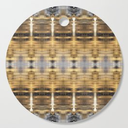 Golden River Reflections Cutting Board