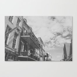 New Orleans French Quarter Canvas Print