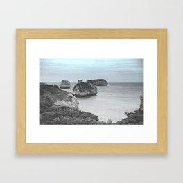 Shipwreck Coast - Australia. Framed Art Print