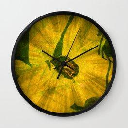 Jewel Bug. Wall Clock