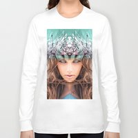 flora Long Sleeve T-shirts featuring Flora by Cash Mattock