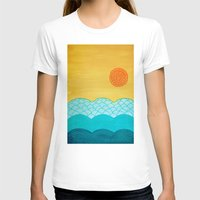 sunrise T-shirts featuring Sunrise by sinonelineman