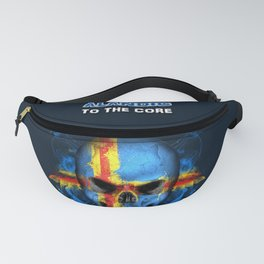 To The Core Collection: Aland Islands Fanny Pack