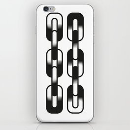 Un-Chain iPhone Skin