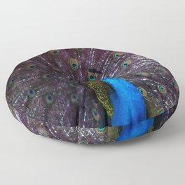 A Royal Tail Floor Pillow