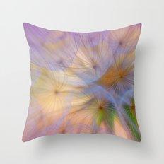 Salsifis d'Orient Throw Pillow
