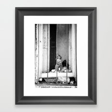 Stash Spot Framed Art Print
