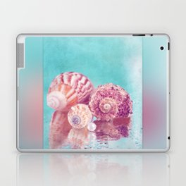 Seashell Group Laptop & iPad Skin