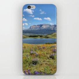 Summer in Waterton iPhone Skin