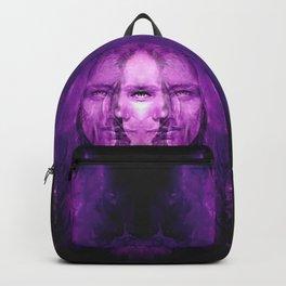 Hemispheres - reloaded - purple Backpack