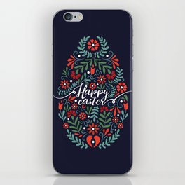 Happy Easter iPhone Skin