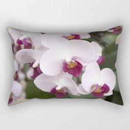 Longwood Gardens Orchid Extravaganza 4 Rectangular Pillow