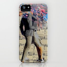 THE ART OF KISSING iPhone Case