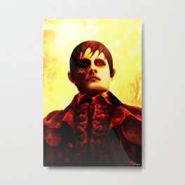 Barnabas Collins Metal Print