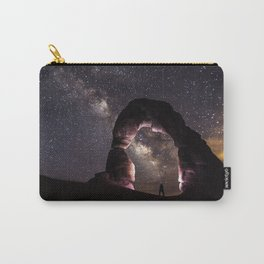 Delicate Nights Carry-All Pouch