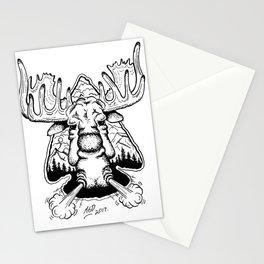 Moose & Arrow Stationery Cards