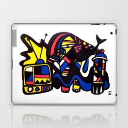 POP! TV  Laptop & iPad Skin