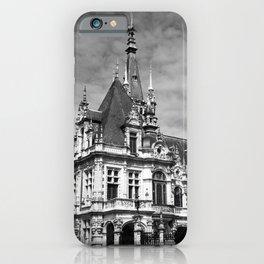 Benedictine Palace 5b iPhone Case