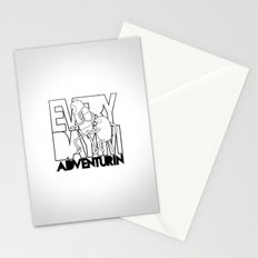 Every Day I'm Adventurin' Stationery Cards