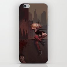 Bambi the Zombie Slayer iPhone & iPod Skin