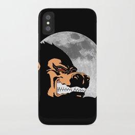 Night Monkey iPhone Case