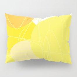 Yellows Pillow Sham