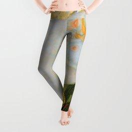 """Gustav Klimt """"Danaë"""" Leggings"""