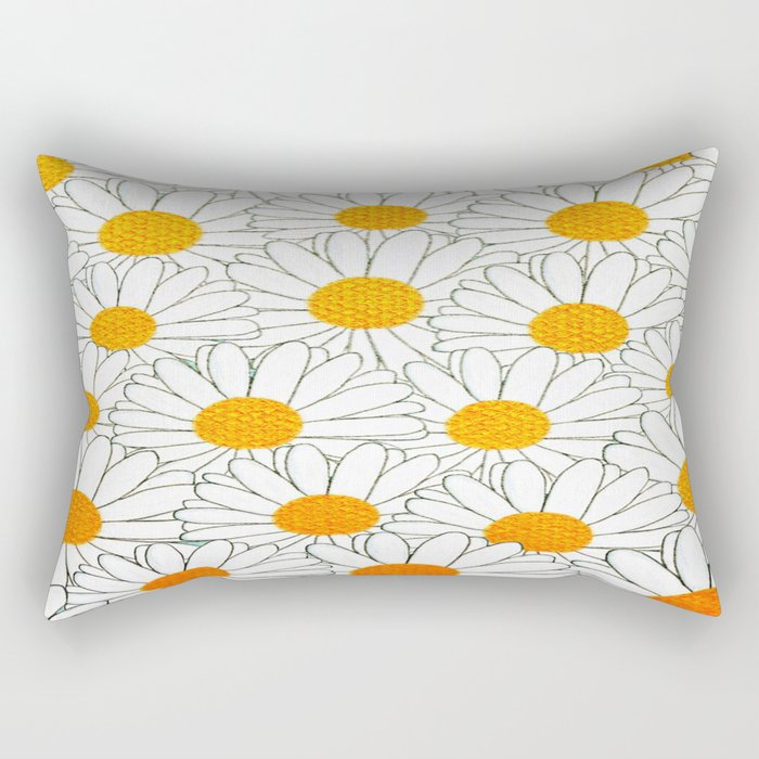marguerite New version-131 Rectangular Pillow