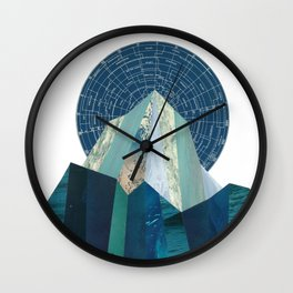Olympus Rising Wall Clock