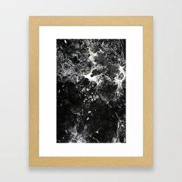 Fluid Acrylics Framed Art Print