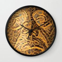 Elephant's Memory Wall Clock