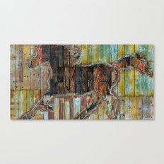 Galope Canvas Print