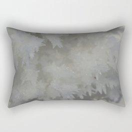 Crystaline Snow Rectangular Pillow