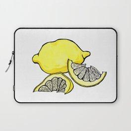 Trois Citrons 3 Laptop Sleeve