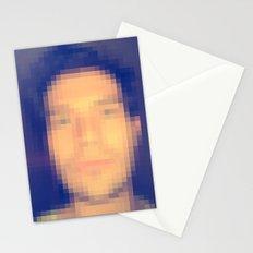 Censored Self Portrait Stationery Cards