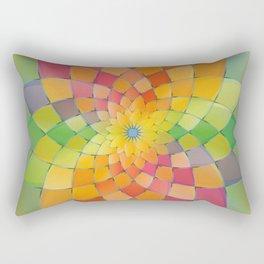 Chrysanthemum 2 Rectangular Pillow