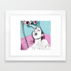 Show Time Framed Art Print