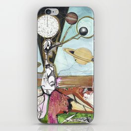 Exploration: Space Age iPhone Skin