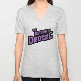 The Return of DedSec Unisex V-Neck