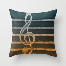 A Song of... Throw Pillow