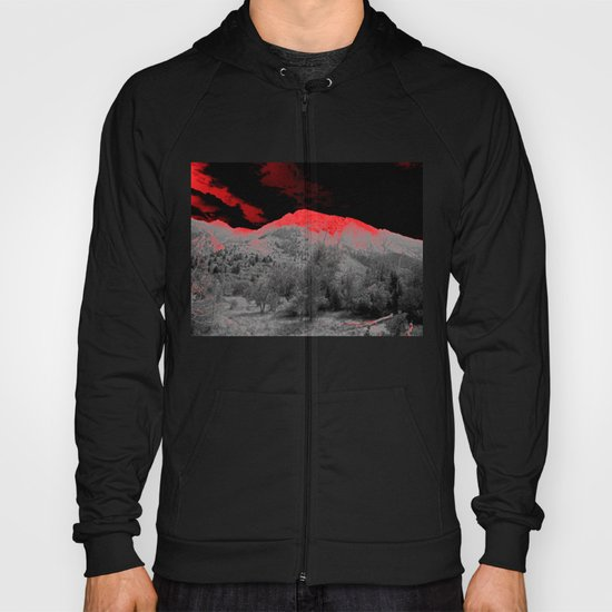 Red View Hoody